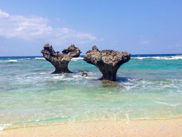 恋の島とも呼ばれる沖縄のパワースポット【古宇利島】!ご利益や口コミ