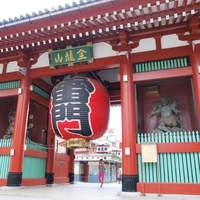 東京にあるパワースポット『浅草寺』!ご利益&口コミ