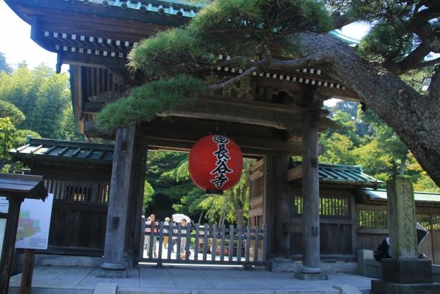 神奈川県鎌倉のパワースポット!長谷寺のご利益