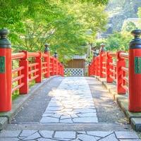 静岡県 修善寺にあるパワースポット!楓橋の恋愛効果・ご利益