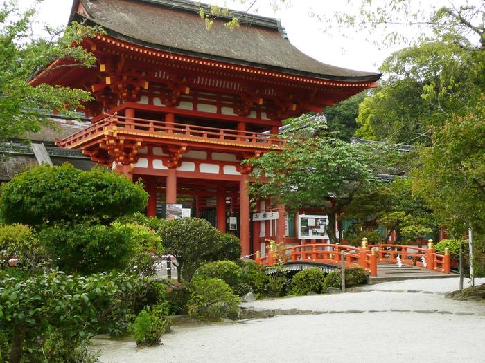 効果抜群!京都のパワースポット! 上賀茂神社のご利益&口コミを調査!