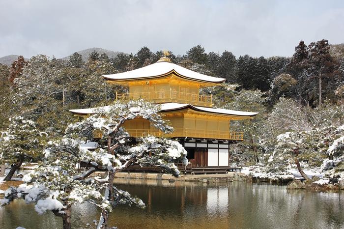 京都のパワースポット!! 金閣寺の効果&口コミ
