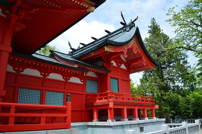 東京神楽坂のパワースポット!赤城神社のご利益&効果