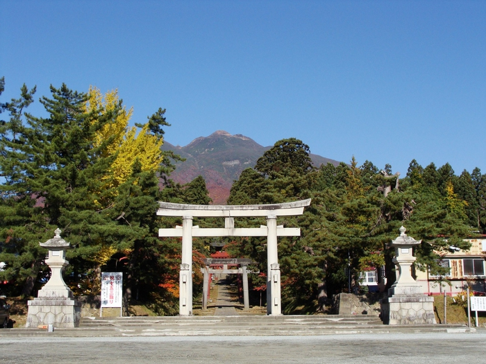 青森県にあるパワースポット岩木山神社!ご利益&参詣方法