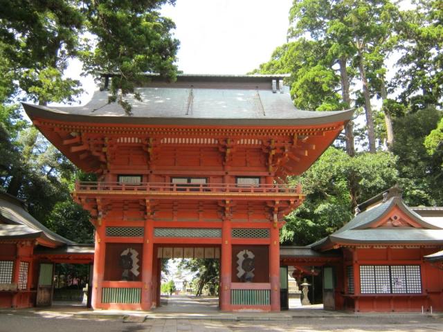 関東最強!?茨城県にあるパワースポット、鹿島神宮のご利益や口コミ
