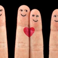 【4択心理テスト】あなたが恋のライバルに勝つ確率は…ズバリ◯%!