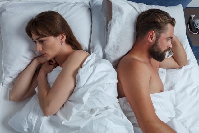奥さんいるのに…体だけの関係をもとうとする既婚者男性の心理