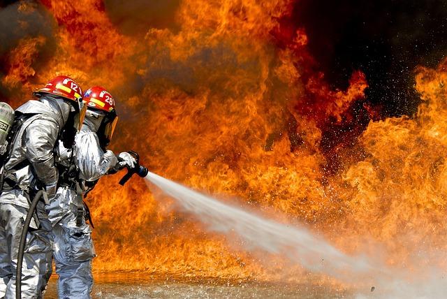 消防士が結婚早い理由って?消防士と出会う方法は?